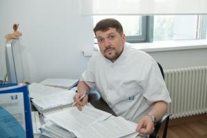 Денис Шевцов, онколог НМИЦ ДГОИ