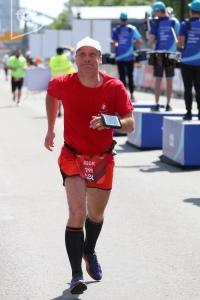 Игорь Бодарев, участие в марафоне
