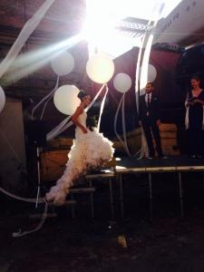 Благотворительная свадьба Анастасии и Никиты Куимовых