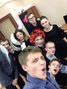 Ученики школы №6 Троицка